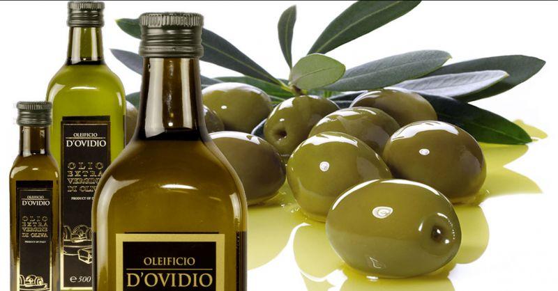 Oleificio D'Ovidio Offerta produzione e vendita online olio extravergine made Italy Abruzzo