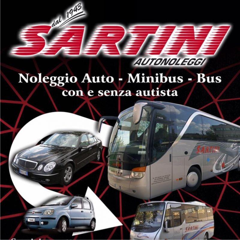Promozione autonoleggio mezzi senza conducente Siena