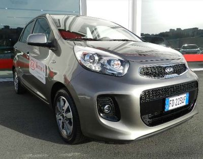 kia picanto 1 0 gpl glam techno pack