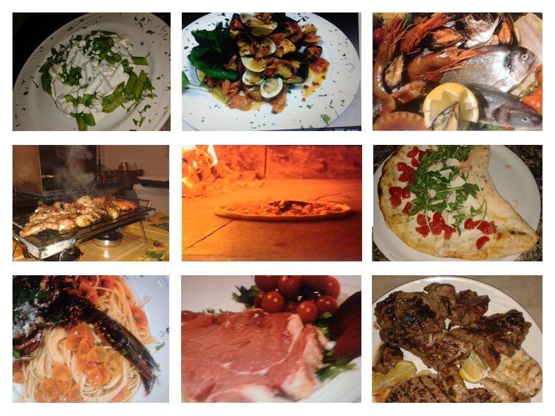 promozione offerta occasione ristorante pizzeria la luna blu calimera
