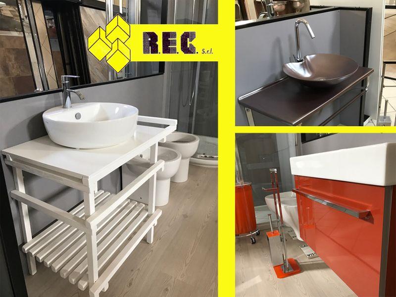 offerta arredamento bagno orte - promozione rivestimenti pavimenti bagno orte - rec ceramcihe