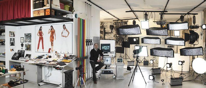 fotografia industriale in studio o location