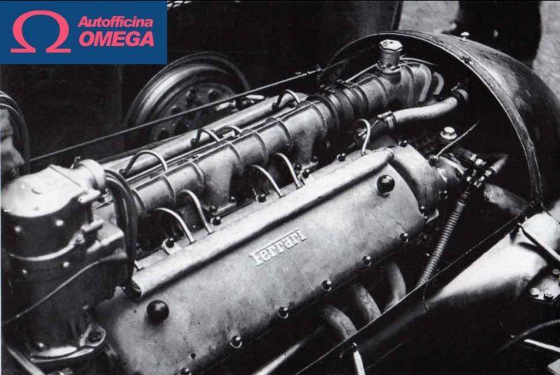 Erholung historische Automotoren - Promotion Auto Wiederherstellung - Auto-Reparatur-Omega
