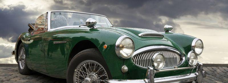 Offerta pezzi di ricambio per auto storiche - Occasione magazzino ricambi auto storiche Vicenza