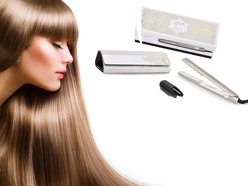 offerta piastra capelli ghd arctic gold scopri