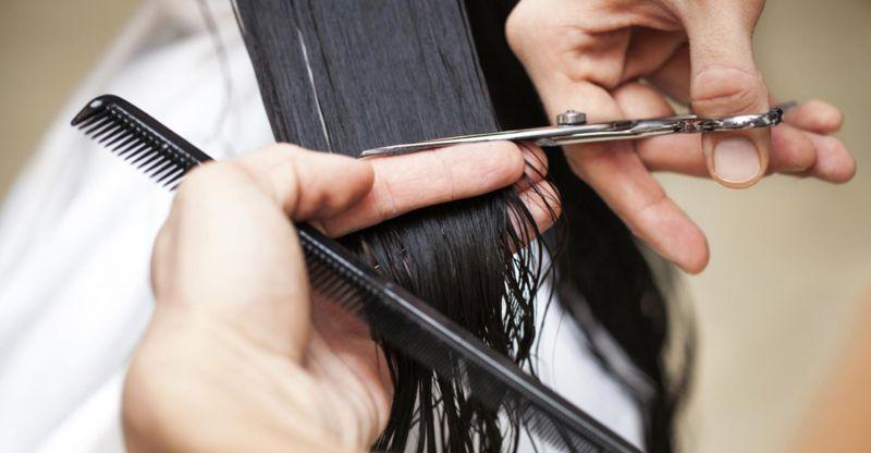 offerta promozione taglio acconciatura uomo donna e bambino salone parrucchiera