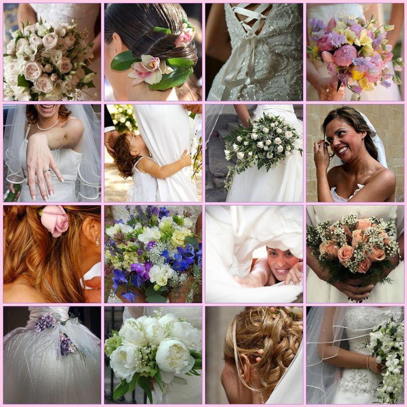 offerta acconciatura per sposa vicenza promozione acconciatura per cerimonia salone sanja