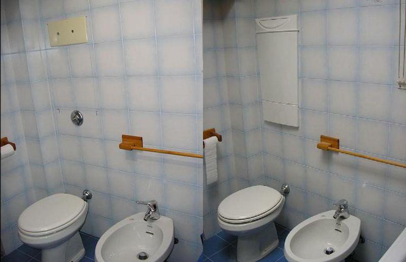riparazione e ripristino cassetta wc