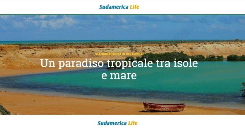 Offerta viaggi organizzati Brasile - Promozione viaggi Colombia - Occasione viaggi Perù