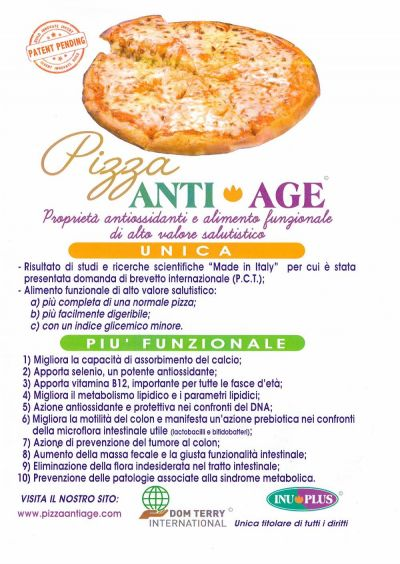 pizza anti age pizzeria la capricciosa