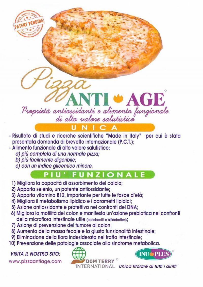 Pizza Anti-Age | Pizzeria La Capricciosa