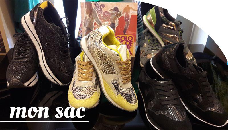 Mon Sac - Promozione Scarpe Sneakers