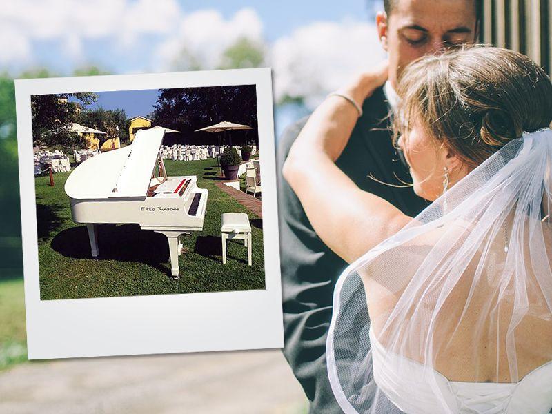 Offerta Noleggio Pianoforti per Matrimoni - Promozione Noleggio Pianoforte - Acoustic Piano