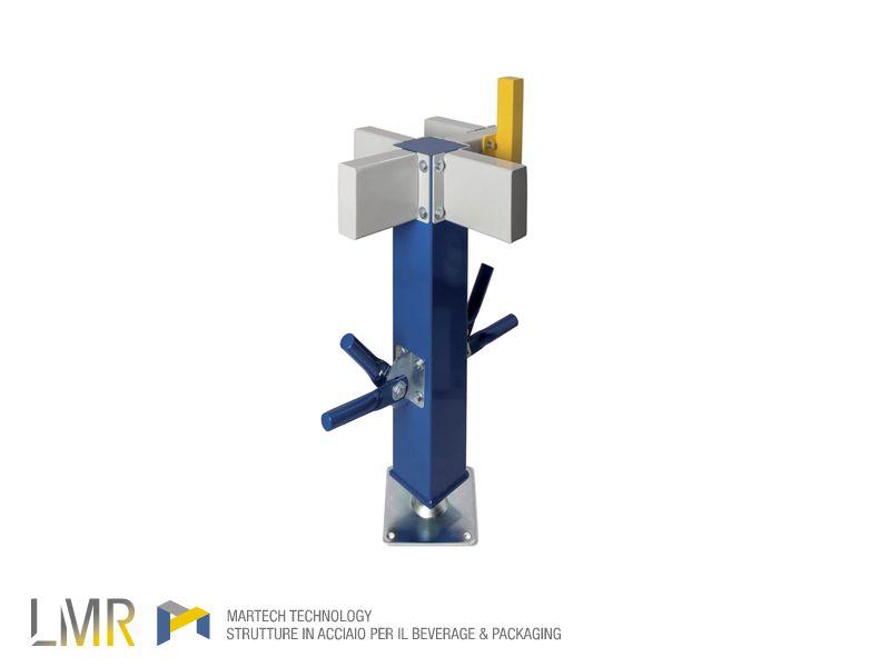 offerta progettazione realizzazione strutture in acciaio per il beverage e il packaging lmr