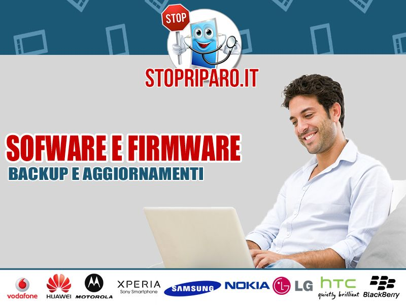 Software e Firmare - STOPRIPARO.IT