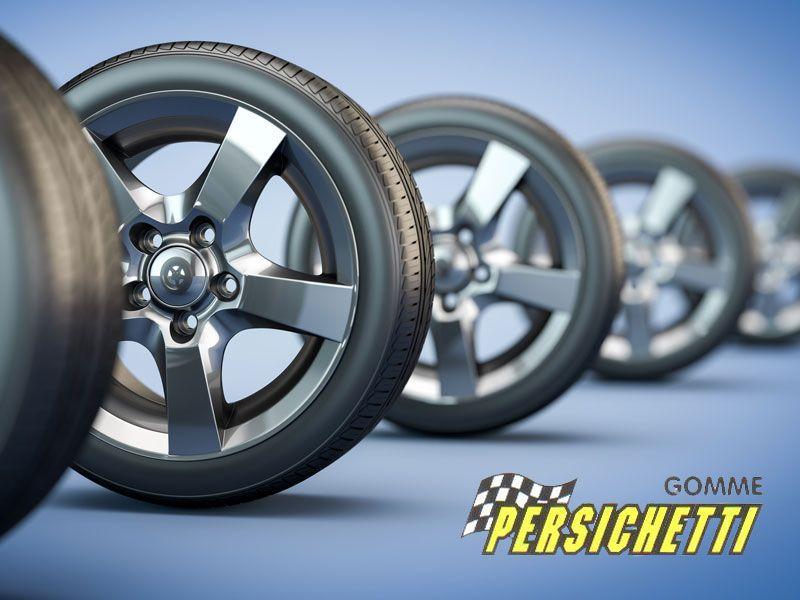offerta sostituzione riparazione pneumatici - noleggio vetture soccorso stradale persichetti