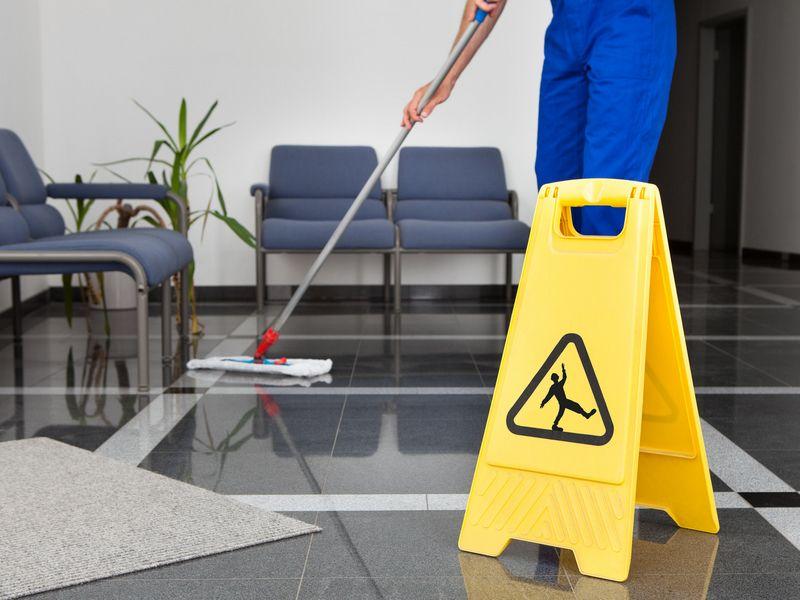 servizio pulizie chiama