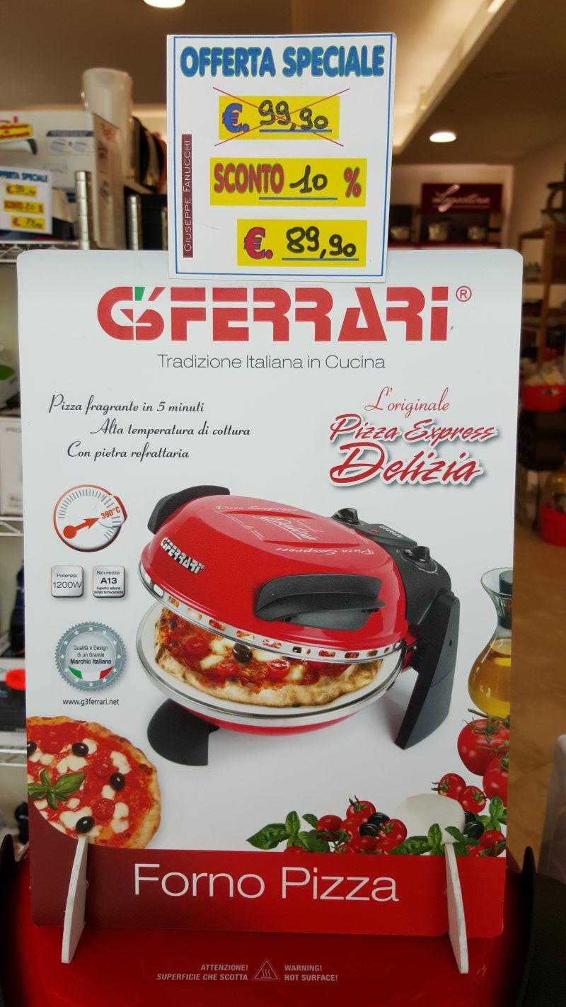 Occasione Forno Pizza Ferrari Lucca - Promozione Forno per pizza - Offerta Forno Pizza Ferrari