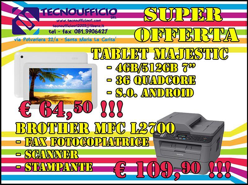 tablet, stampanti. multifunzione