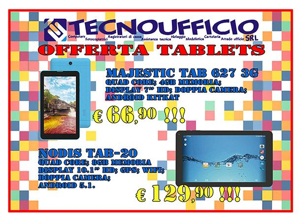 Offerta speciale Tablet
