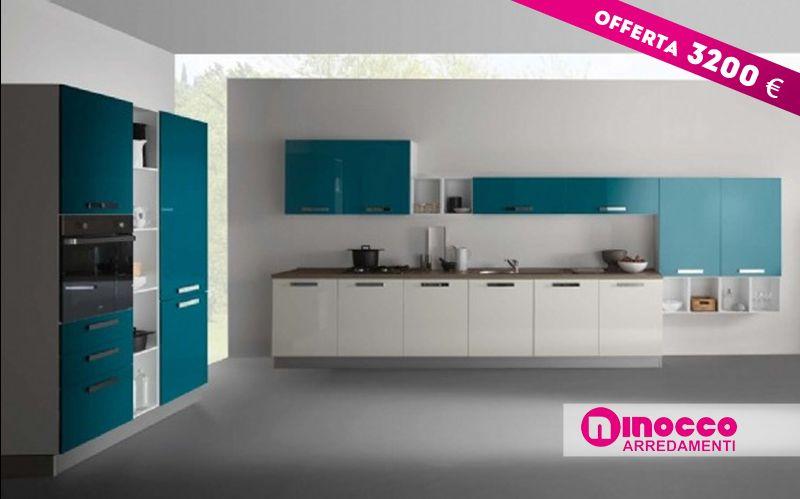 Offerta - Occasione - Promozione - Arredamento Cucina moderna KIRA Napoli