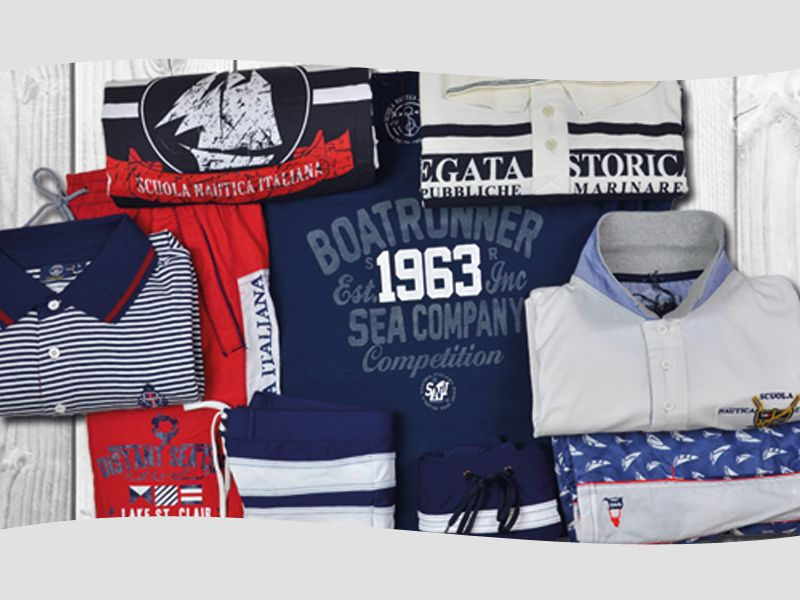 Promozione abbigliamento uomo Scuola Nautica - piumini uomo Scuola Nautica - Ifranzese