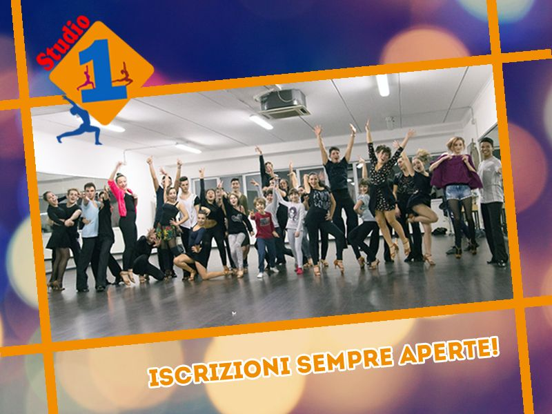 offerta corsi ballo latino americano - promozione lezioni danza caraibica - asd studio 1 terni