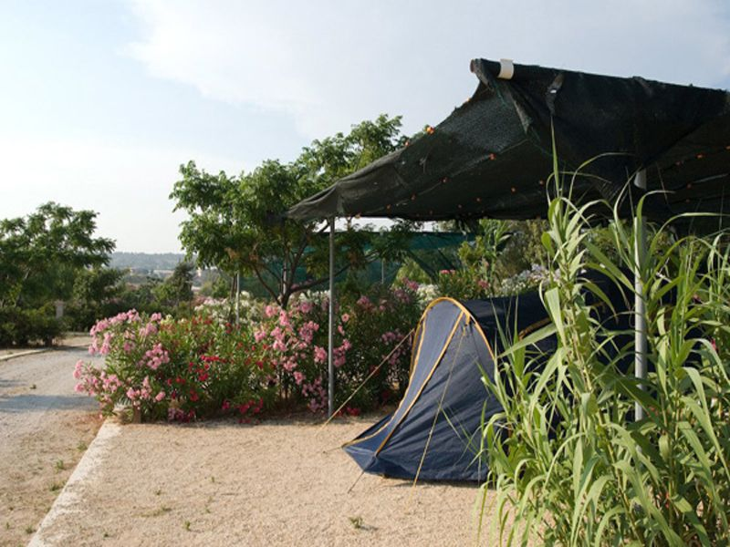 il camping scopri