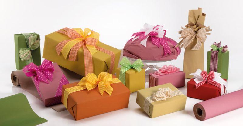 questo e tanto altro ancora per il confezionamento dei vostri regali