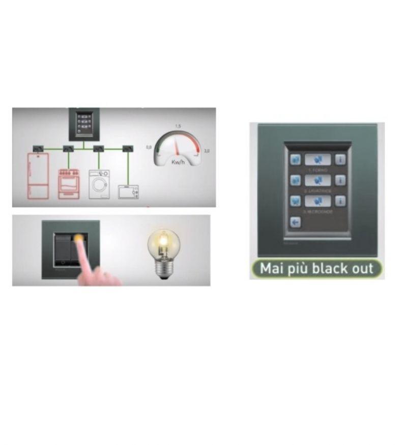 domotica impianti elettrici sovicille elettronorge
