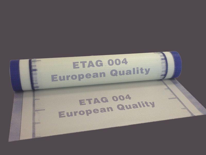 rete per cappotto saint gobain gr 155 certificata etag 004 top quality