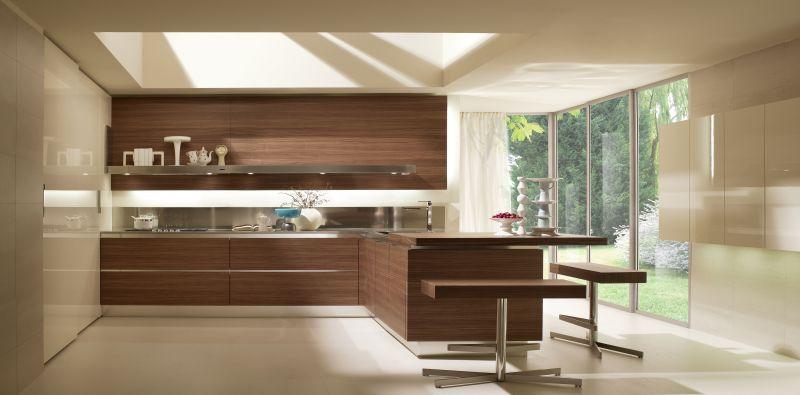 Cucine Salvarani mod. High Teak | Giannotti