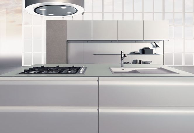 Cucina DEL TONGO mod. Plana |Giannotti Bordighera