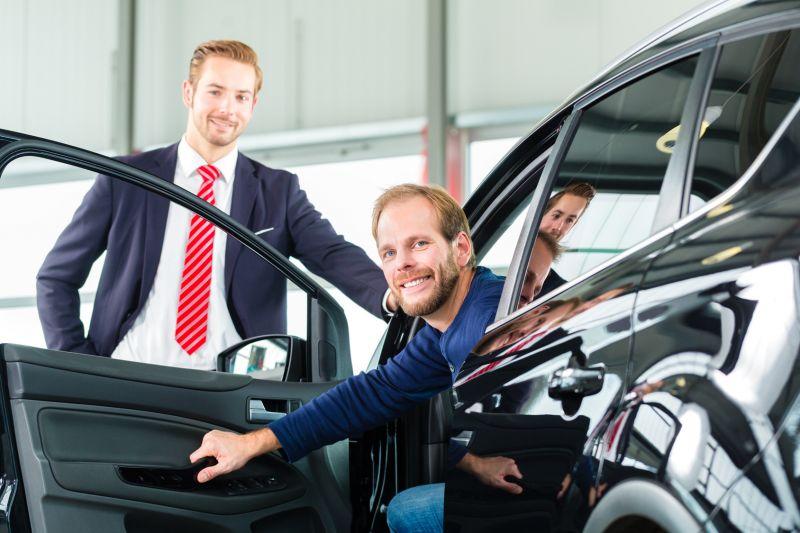 vendita auto nuovo usato a napoli