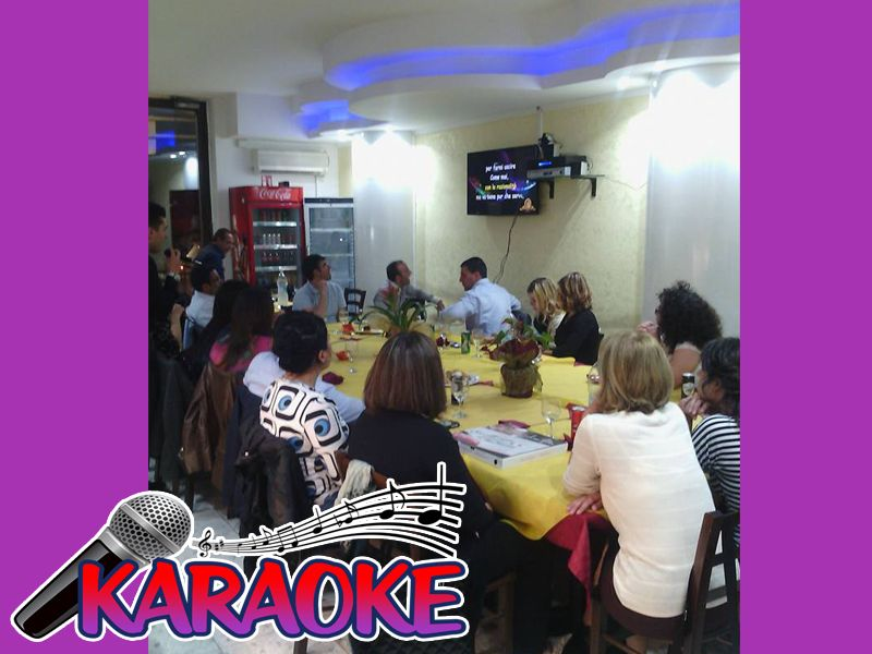 Serata karaoke - El Jaral