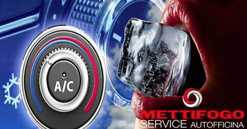 offerta Ricarica Climatizzatore Auto - occasione sistemi di climatizzazione auto Vicenza