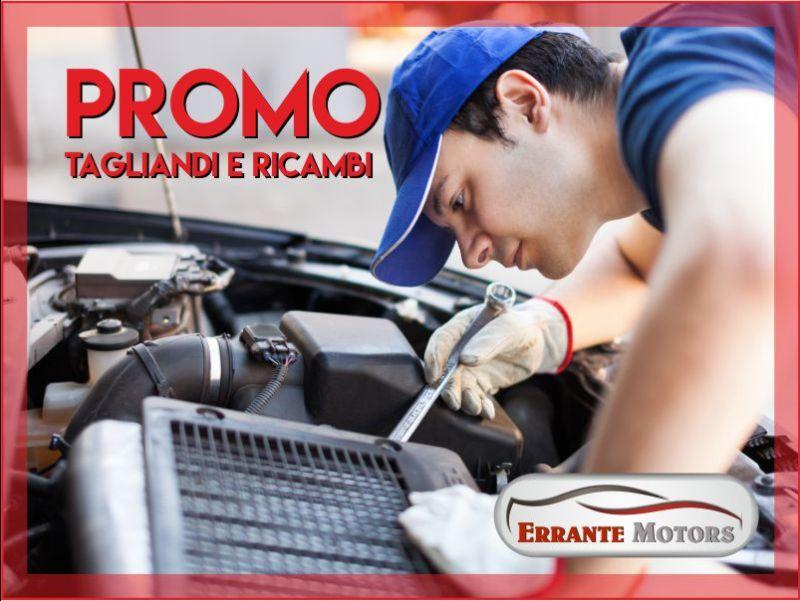 Offerta Ricambi Auto - Promozione Taglianti - Errante Motors Castelvetrano
