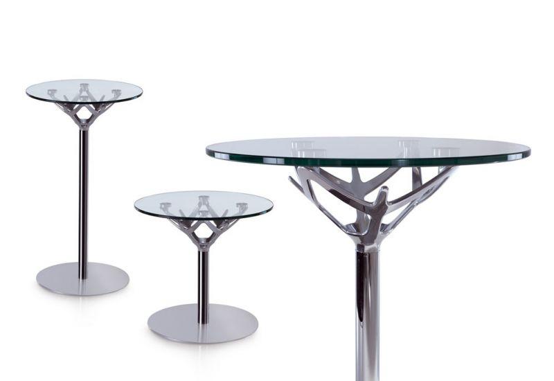 da kuantica offerta su tavolino cicerone vetro grande