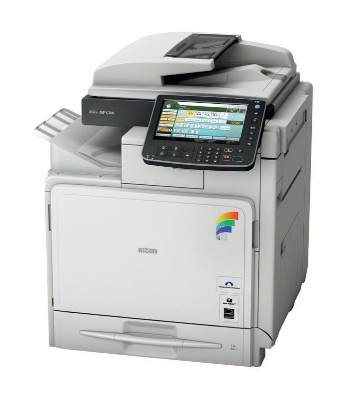 da kuantica offerta stampanti multifunzione compatte ed economiche ricoh mp c300
