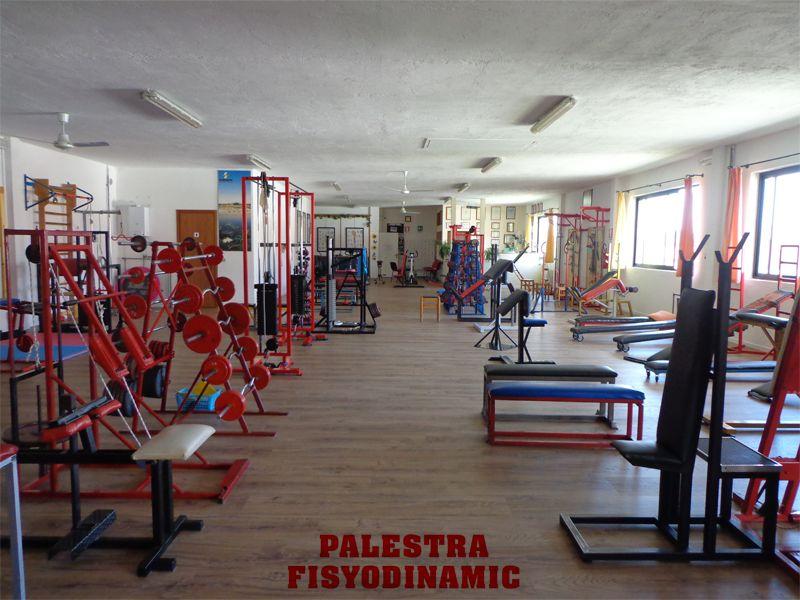 centro specializzato palestra fisyodinamic