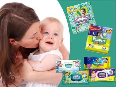 pannolini e salviette pampers farmacia messore