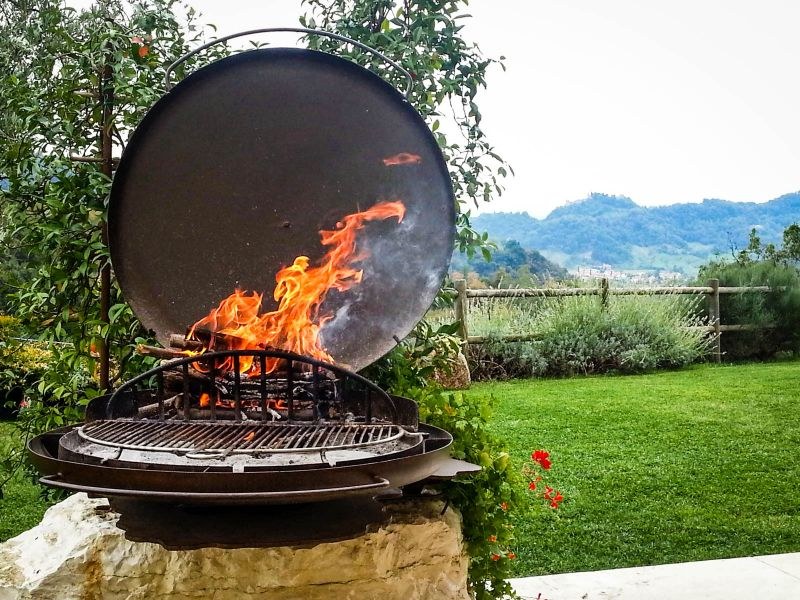 barbecue su misura cassola cittadella