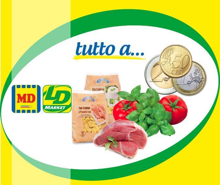 offerte spesa - promozioni alimentari - occasioni - volantino marzo ld market is meis