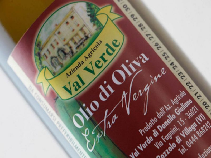 Produzione artigianale Olio Extravergine di Oliva