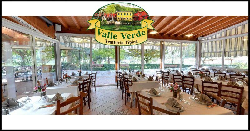 Trattoria Tipica Valle Verde Offerta specialità spezzatino di musso con polenta Vicenza