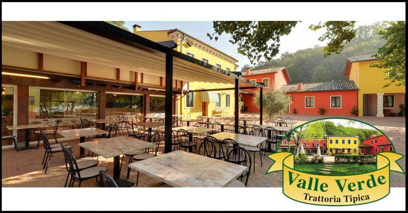 Offerta Agriturismo cucina tipica  Trattoria Valle Verde - Occasione Dormire mangiare Vicenza