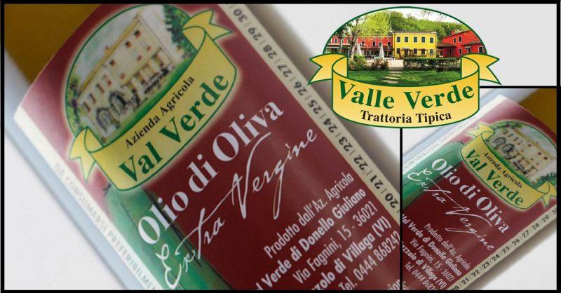 offerta Produzione artigianale Olio Extravergine d'Oliva - occasione Olio colli berici vicenza