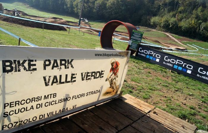 Offerta noleggio Mountain bike - occasione Percorsi Bike Park pista cross sui colli vicenza