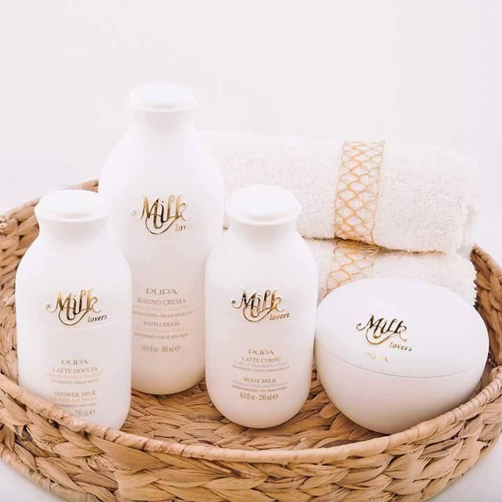 da beauty profumerie trovi milk lovers