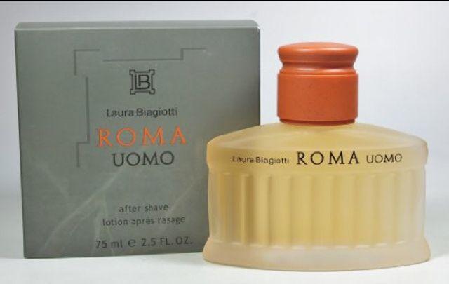Da Beauty Profumerie LAURA BIAGIOTTI Roma Uomo after shave 75 ml